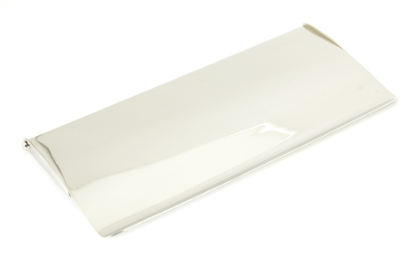 View Polished Nickel Small Letter Plate Cover offered by HiF Kitchens