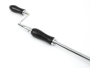 View Polished Chrome Window Winder with Handle offered by HiF Kitchens