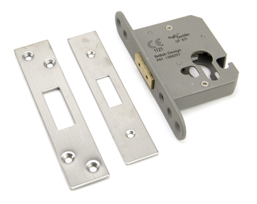 View SSS 2½'' Euro Profile Dead Lock offered by HiF Kitchens