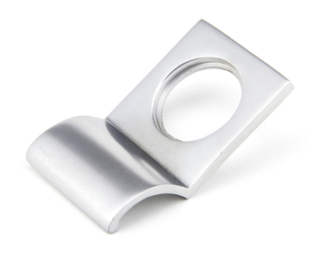 View Satin Chrome Rim Cylinder Pull offered by HiF Kitchens