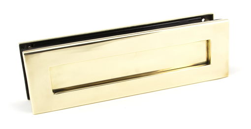 View Aged Brass Traditional Letterbox offered by HiF Kitchens