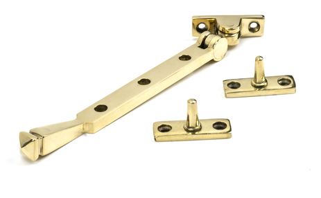 View Polished Brass 8'' Avon Stay offered by HiF Kitchens