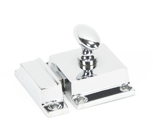 View From The Anvil Polished Chrome Cabinet Latch 46048 offered by HiF Kitchens