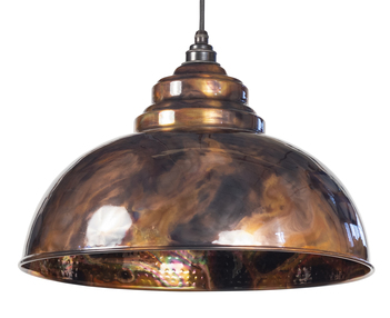 View From The Anvil Burnished Harborne Pendant 49516 offered by HiF Kitchens