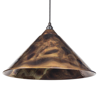 Added From The Anvil Burnished Hockley Pendant 49519 To Basket