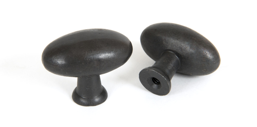 Added From The Anvil Beeswax Oval Cabinet Knob 83791 To Basket