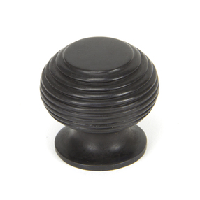 Added From The Anvil Aged Bronze Beehive Cabinet Knob 30mm 90339 To Basket