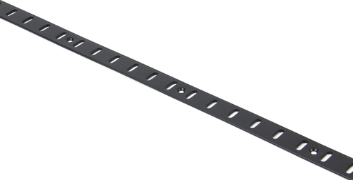 Added From The Anvil Black Flat Bookcase Strip 1.83m 92137 To Basket