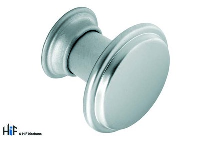 View 6432SS Pelton Knob With Grooves Polished Stainless Steel offered by HiF Kitchens