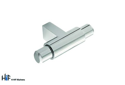 H1003.62.BN Kitchen T-BAR 62mm Length Bright Nickel Image