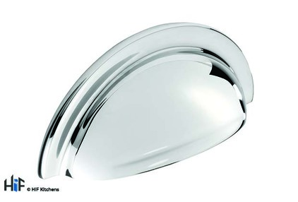 View H1127.76.CH Collingwood Cup Handle Polished Chrome  offered by HiF Kitchens