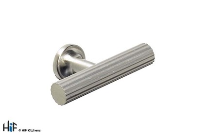 Added H1143.60.SS Strand T Handle Stainless Steel Second Nature To Basket