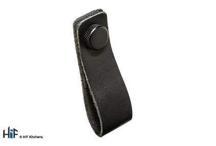 Added H1149.80.BKLE Black Leather Handle To Basket
