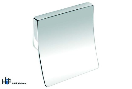 View H424.32.CH Hyde Trim Handle Polished Chrome 32mm Hole Centre offered by HiF Kitchens