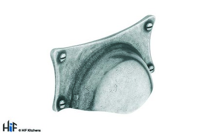 View H625.64.PE Kitchen Cup Handle 64mm Pewter  offered by HiF Kitchens