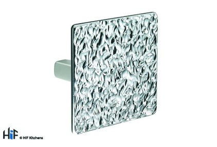 View K1043.32.CH Kensington Knob Polished Chrome Central Hole Centre offered by HiF Kitchens