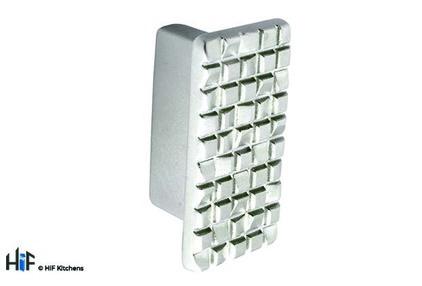View K419.32.DN Kitchen Knob 32mm Die-Cast Dull Nickel Mosaic Finish offered by HiF Kitchens