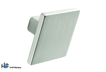 Added K557.35.SS Dale Knob Square Brushed Stainless Steel Effect To Basket