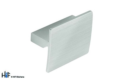 View K730.32.SS Knob Rectangle Stainless Steel Effect offered by HiF Kitchens