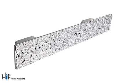 View H1044.128.CH Kensington D Handle Polished Chrome 128mm Hole Centre offered by HiF Kitchens