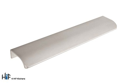 View H1087.256.SS Marylebone Trim Handle Teardrop Square Stainless Steel offered by HiF Kitchens