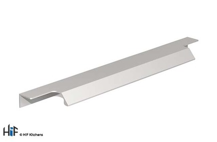 View H1089.395.SS Portland Trim Handle Teardrop Stainless Steel Effect offered by HiF Kitchens