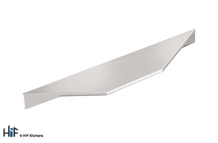 View H1124.256.CH Front Fixed Trim Handle 256mm Chrome offered by HiF Kitchens