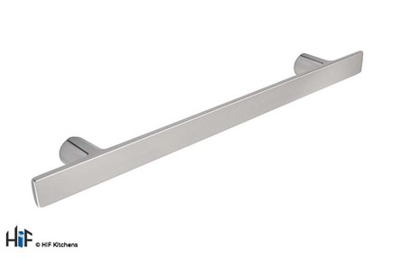 View H1130.320.SS Kitchen T Handle 380mm Wide Stainless Steel  offered by HiF Kitchens