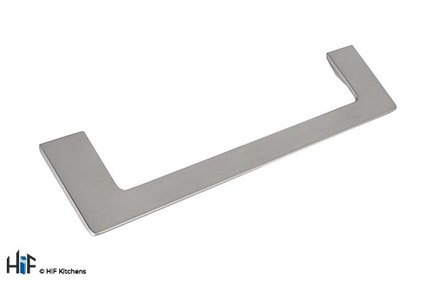 View H1132.160.SS D Handle 180mm Wide Stainless Steel offered by HiF Kitchens