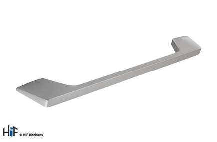 View H1139.320.SS Kitchen D Handle 196mm Wide Stainless Steel  offered by HiF Kitchens