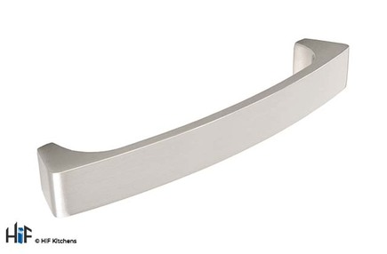 View H334.128.SS Burton Bow Handle Stainless Steel Effect offered by HiF Kitchens