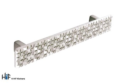 View H420.128.DN Kitchen D Handle 128mm Die-Cast Dull Nickel Mosaic offered by HiF Kitchens