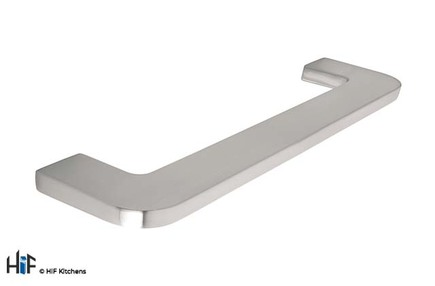 View H599.224.SS D Handle 224mm Stainless Steel Effect offered by HiF Kitchens