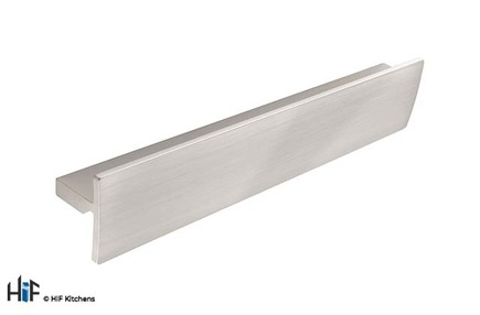 View H732.160.SS Clapham Trim Handle Brushed Stainless Steel Effect offered by HiF Kitchens