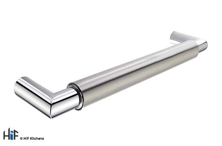 View H851.192.SSCH Hendon Bar Handle Brushed Stainless Steel Effect offered by HiF Kitchens