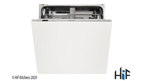 Hotpoint Ultima HIO 3C22 WS C Integrated Dishwasher Image