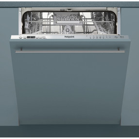 View Hotpoint HIC 3C33 CWE UK Int Dishwasher offered by HiF Kitchens