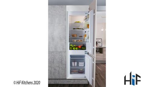 Hotpoint Day1 HM 7030 E C AA O3.1 Integrated Fridge Freezer Image