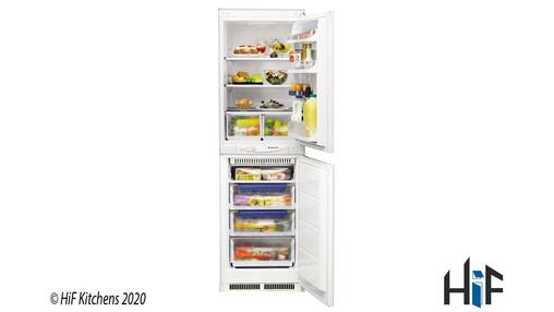 Hotpoint Aquarius HM 325 FF.2.1 Integrated Fridge Freezer Image