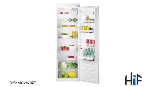 View Hotpoint Day1 HS 1801 AA Integrated Fridge offered by HiF Kitchens