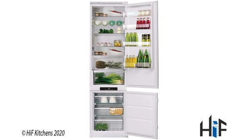 View Hotpoint Day1 BCB 8020 AA F C.1 Integrated Fridge Freezer offered by HiF Kitchens