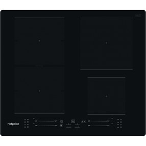View Hotpoint TS 5760 F NE 60cm Induction Hob offered by HiF Kitchens