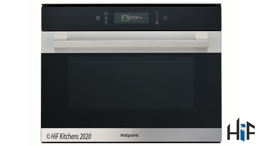 Hotpoint MP776IXH Combination Microwave Oven Image