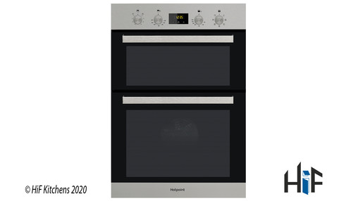 View Hotpoint Class 3 DKD3 841 IX Built-In Oven offered by HiF Kitchens