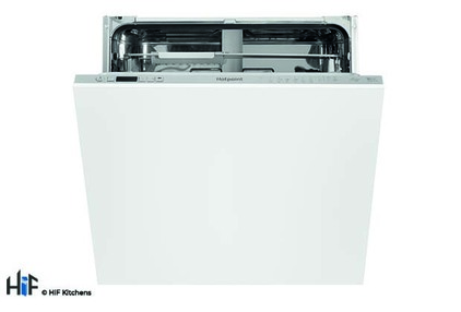 View Hotpoint HIC3C26WF Int Dishwasher offered by HiF Kitchens