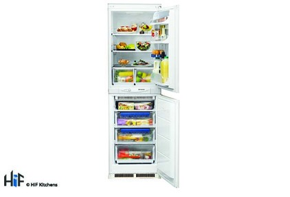 View Hotpoint Aquarius HM 325 FF.2.1 Integrated Fridge Freezer offered by HiF Kitchens