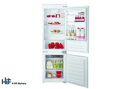 View Hotpoint Aquarius HMCB 7030 AA.UK.1 Integrated Fridge Freezer offered by HiF Kitchens