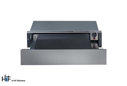 View Hotpoint WD 714 IX Warming Drawer S/Steel offered by HiF Kitchens