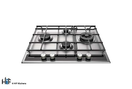 View Hotpoint PKLL 641 D2IXH 65cm Gas Hob offered by HiF Kitchens