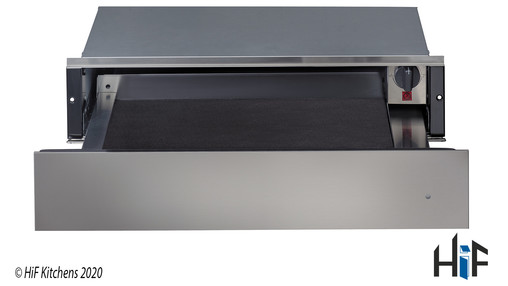 Hotpoint WD 714 IX Warming Drawer S/Steel Image